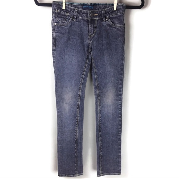 Levi's Other - Levi's Skinny Fit Girl's Ramie Jeans Size 8